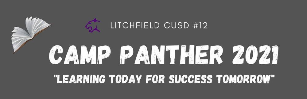 Litchfield School District Announces Camp Panther – Registration Open Now