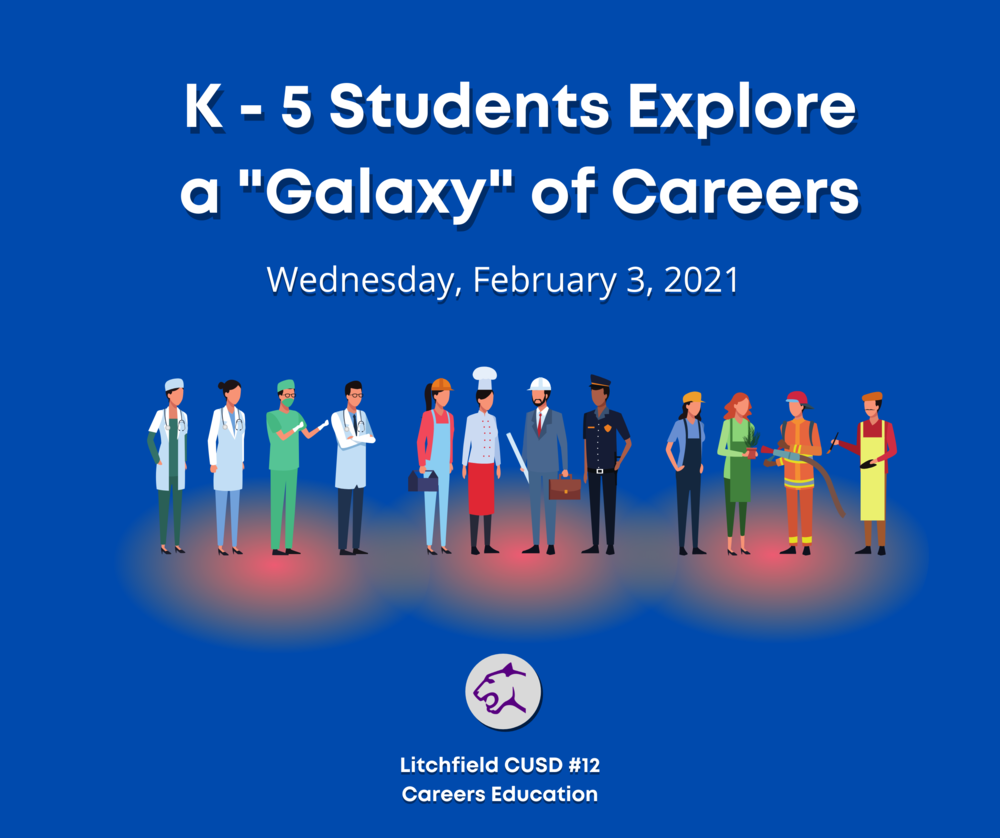 "K-5 Students Explore a ""Galaxy"" of Careers"