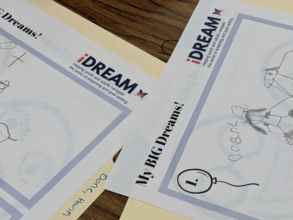 Dreaming of Future Careers in Kindergarten - iDream Kick-Off