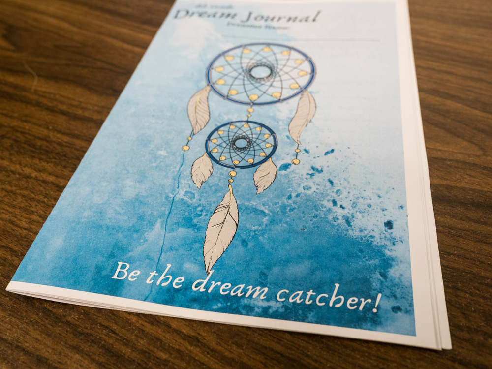 Be the Dream Catcher: iDream Lessons at 8th Grade
