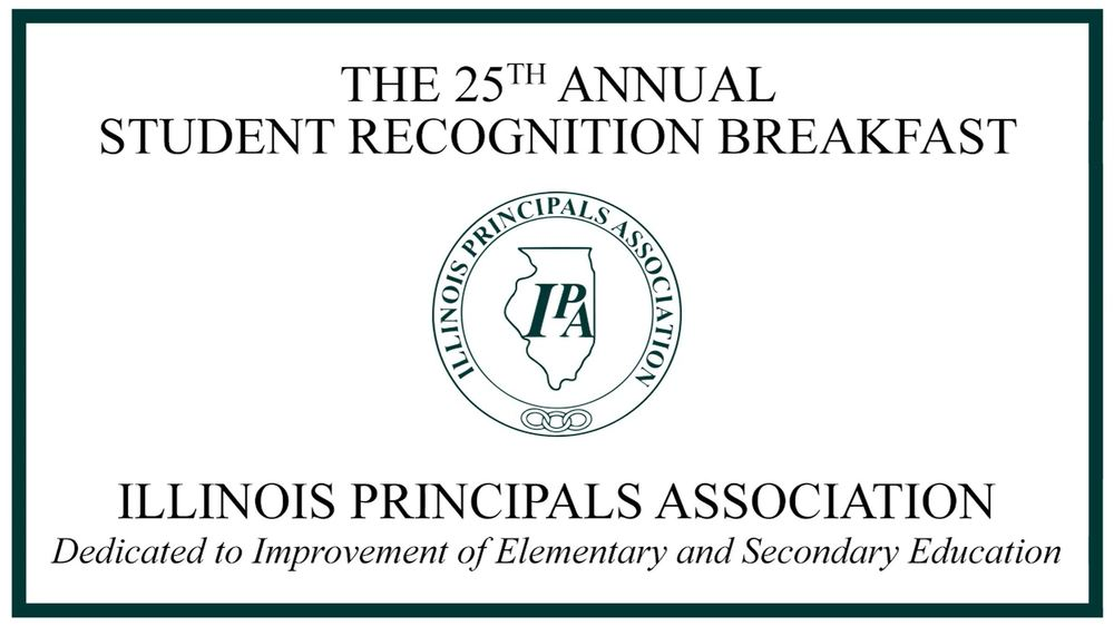 Local Students Recognized by the Illinois Principals Association