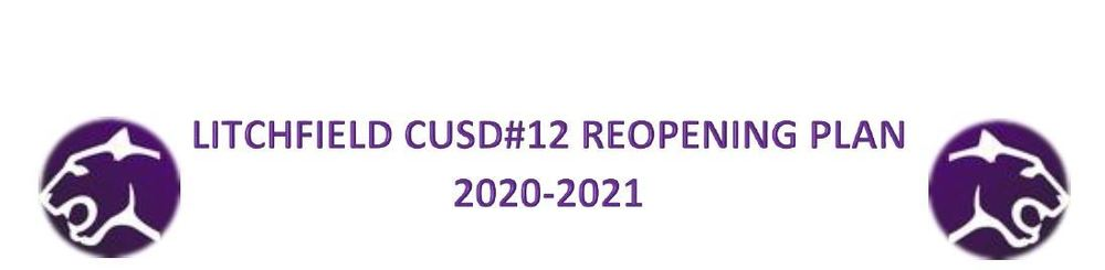 LCUSD#12 Reopening Plan and More