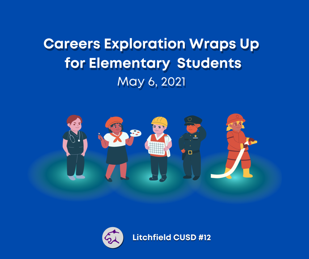 Elementary Career Exploration Wraps up for 2020-2021 School Year