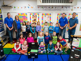 Litchfield Elementary Schools Receive $5,000 STEM Grant