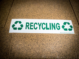 Don't Trash It - Recycle It!: Recycling Returns to Litchfield Schools!