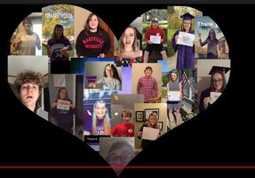 LHS Announces Scholarship Awards Via YouTube