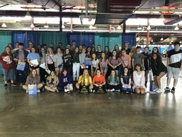 LHS Juniors Attend Capital Area Career Education Fair