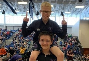 STATE WRESTLING MEET CANCELLED!  LMS Wrestling State Qualifiers