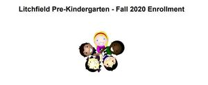 Now Enrolling For Pre K 2020-2021 School Year