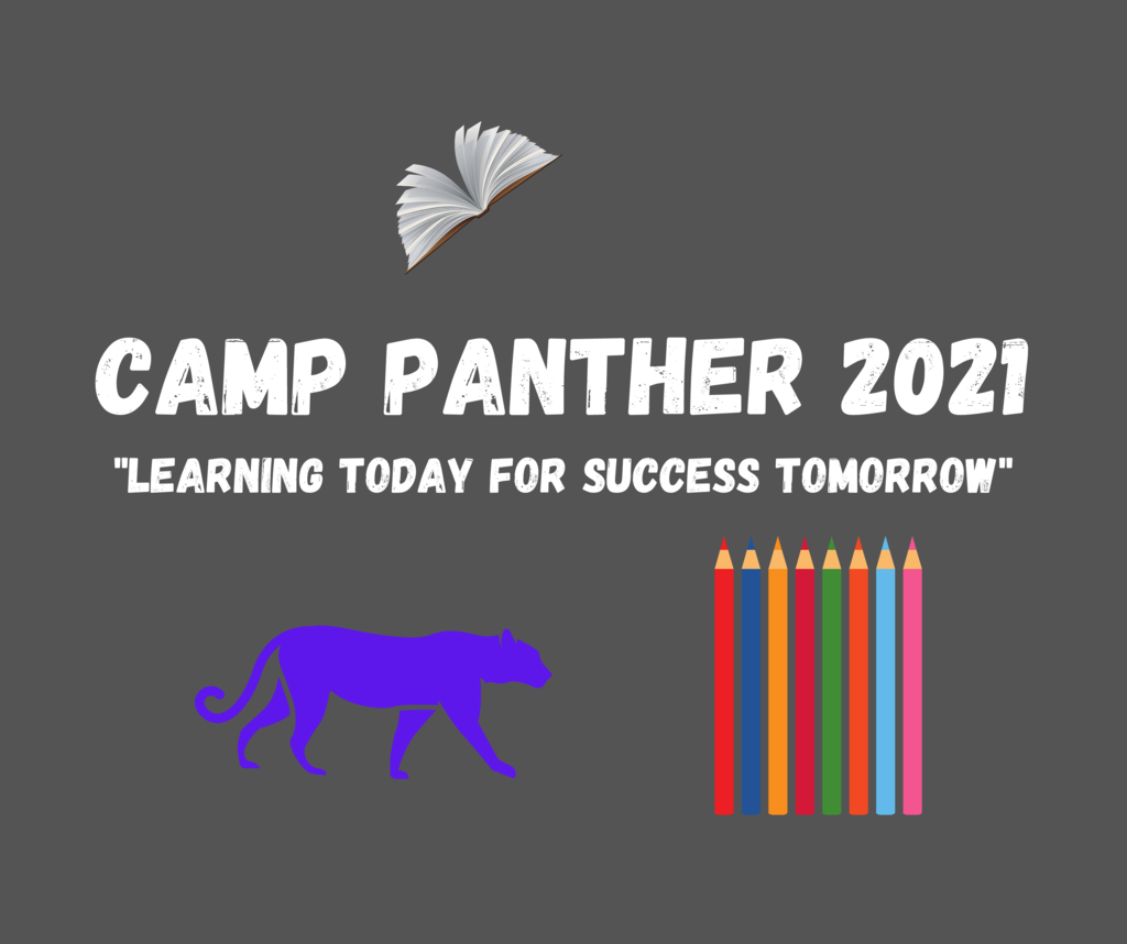 Camp Panther Advertise